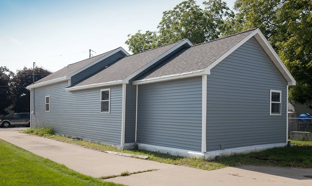 New roof installation provided for Green Bay and Beyond