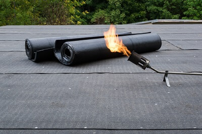 Modified Bitumen roof installation and repair Green Bay, WI