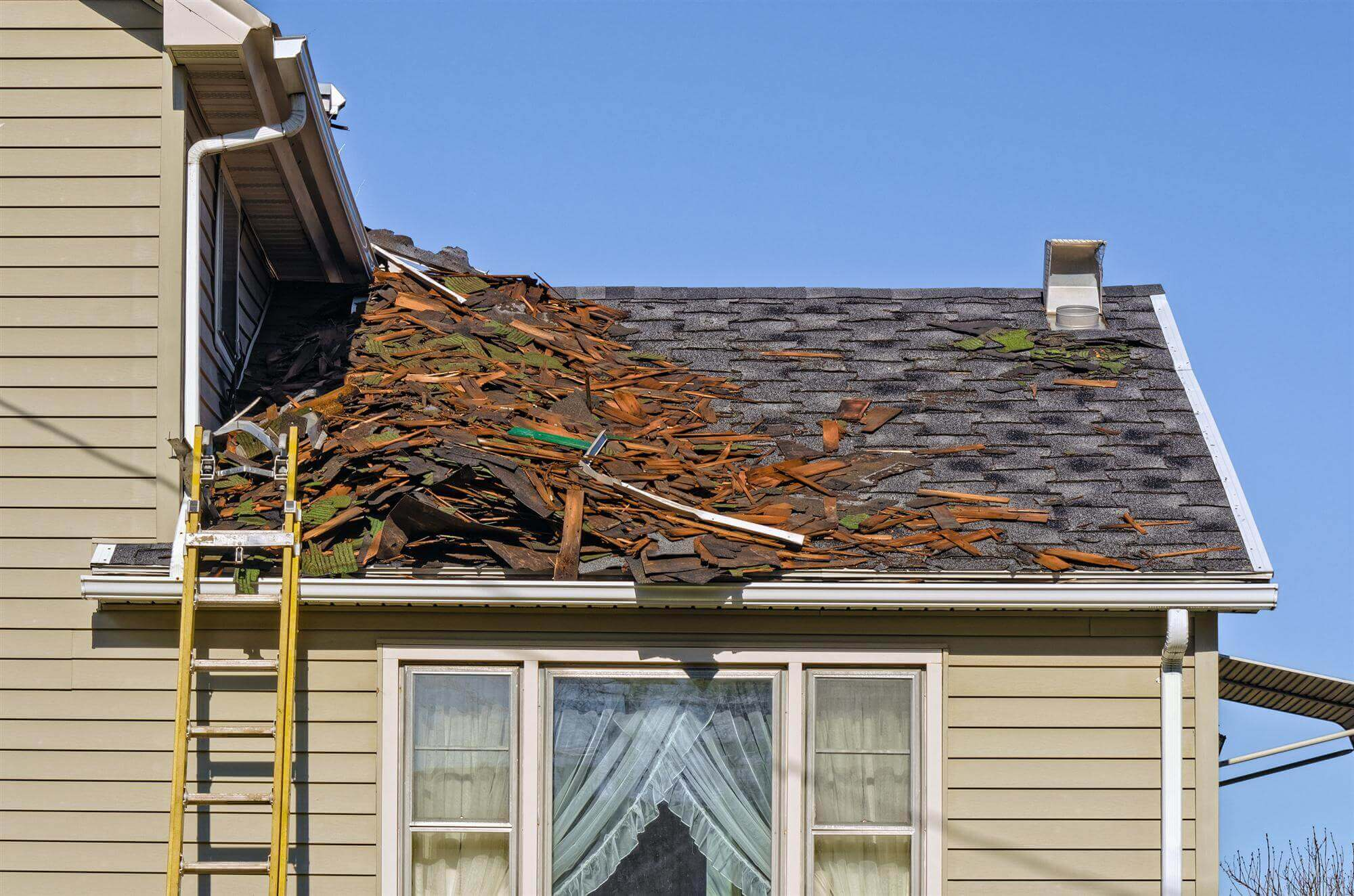 Wisconsin Roofers for storm damage