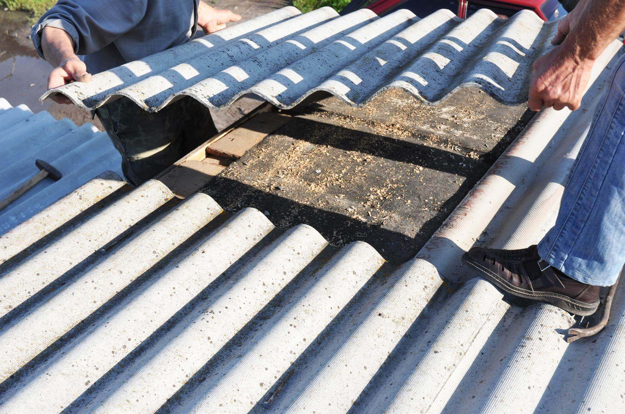 Green Bay Metal Roof Repair