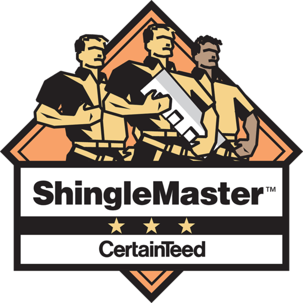 We are a CertainTeed Select Shinglemaster Installer